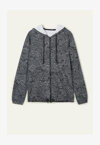 Tezenis - Zip-up hoodie - grau - 4