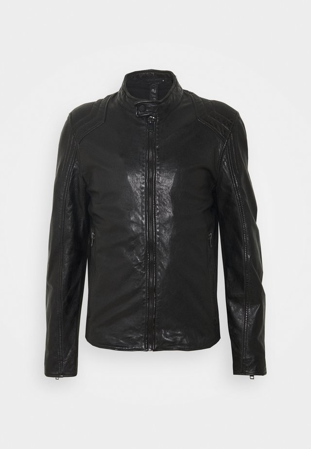ARIM - Læderjakker - black
