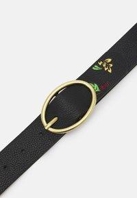 Desigual - BELT - Belt - black - 3