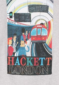 Hackett London - TRAIN  - Langarmshirt - mottled light grey - 3