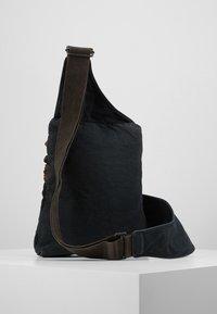 Belstaff - HOLDSTER BAG - Sac bandoulière - true black - 2