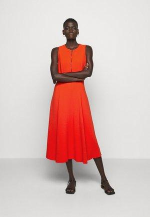 WOMENS DRESS - Maxi dress - orange