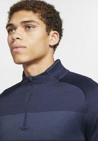 Nike Golf - Funkční triko - obsidian/diffused blue/obsidian - 3
