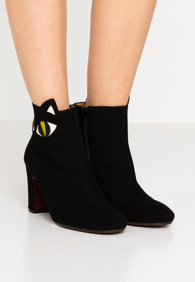 WAT - Classic ankle boots - freya leche/curry