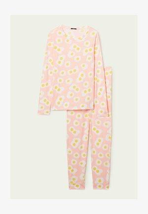 SET - Pyjamas - sweet pink st.eggs