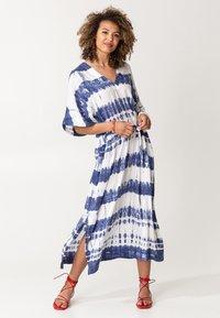 Indiska - NOOMI - Day dress - blue - 1