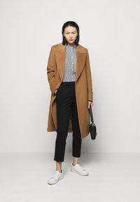 Lauren Ralph Lauren - MODERN PONTE PANT - Trousers - polo black - 1