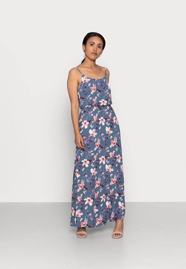 ONLNOVA LIFE DRESS - Maxi-jurk - vintage indigo