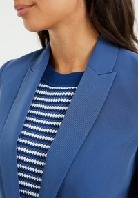 WE Fashion - Blazer - ice blue - 3
