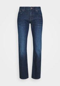 CORE DENTON - Jeans Straight Leg - denver indigo