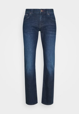 CORE DENTON - Jeans straight leg - denver indigo