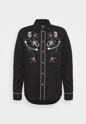 STELLAN - Camisa - black