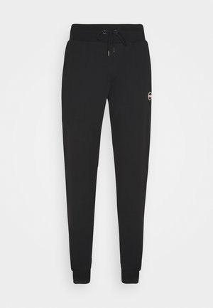 MENS  - Tracksuit bottoms - black