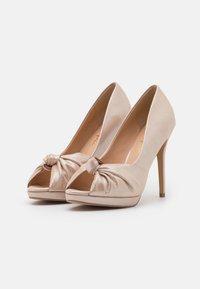 Lulipa London - LILAS - Peep toes - soft metallic - 2