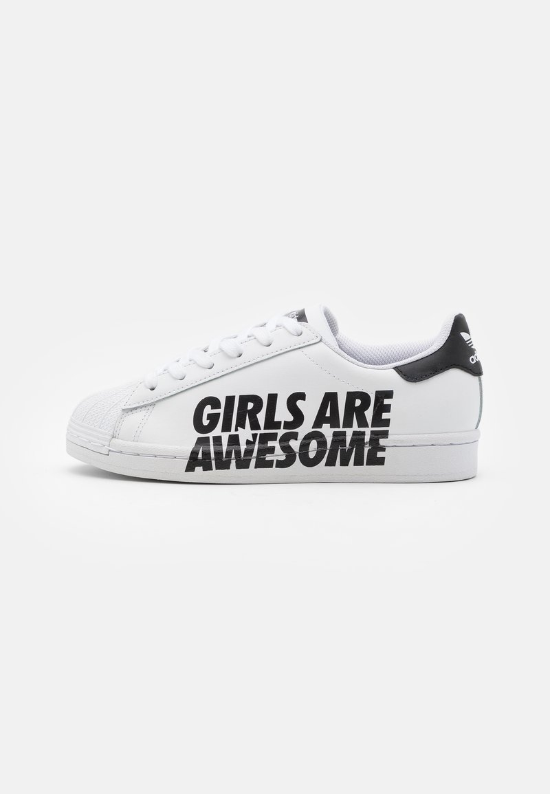 adidas Originals - SUPERSTAR SPORTS INSPIRED SHOES UNISEX - Sneakers basse - footwear white/core black