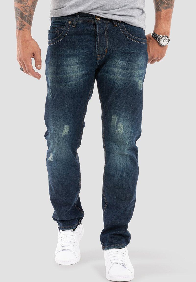 Rock Creek - Slim fit jeans - dunkelblau