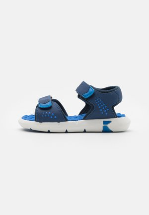 JUMANGAP - Walking sandals - bleu