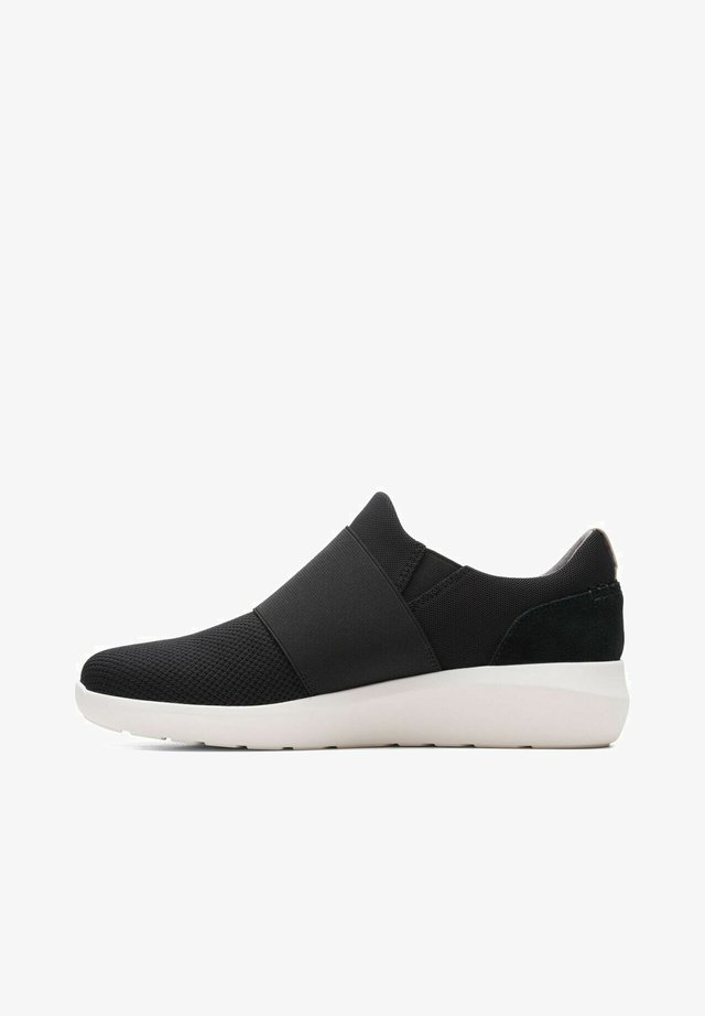KAYLEIGH BAND - Sneakers laag - black
