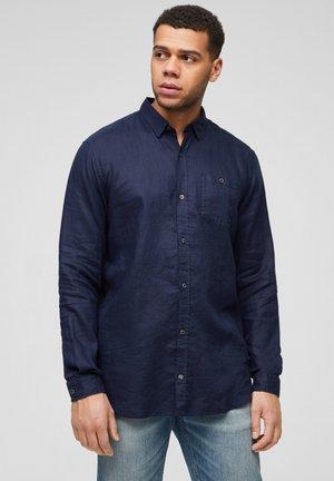 REGULAR - Shirt - dark blue