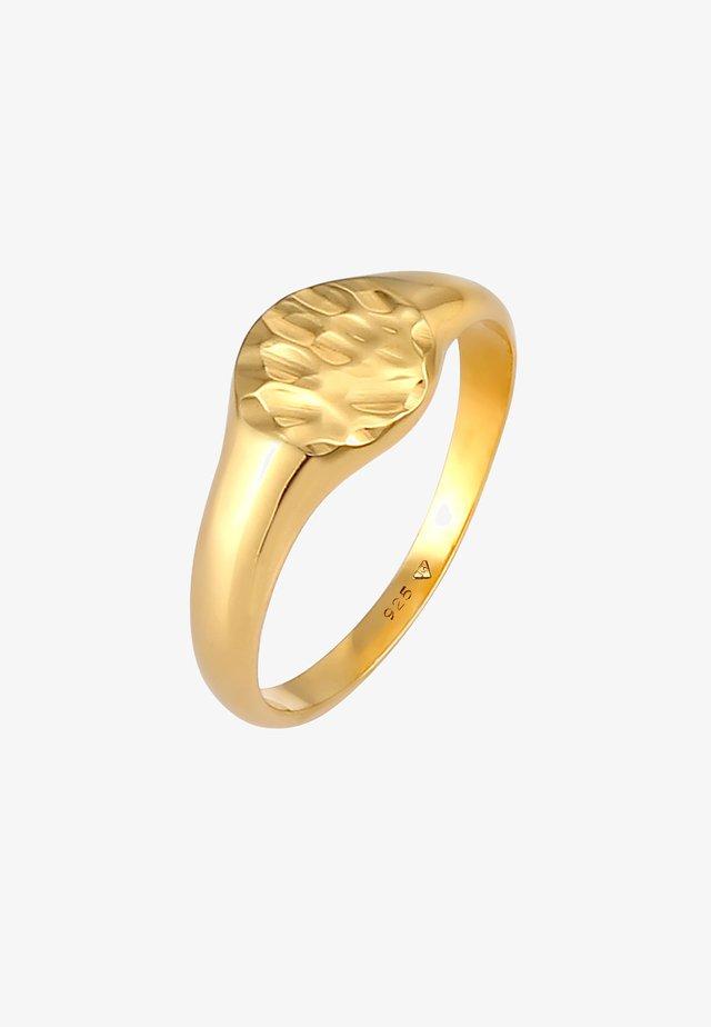 SIEGEL - Ring - gold