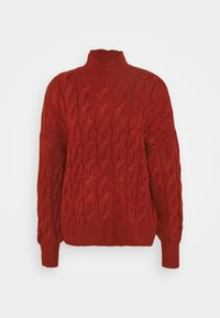 GAP - JAC CABLE SLOUCHY - Jumper - red - 0