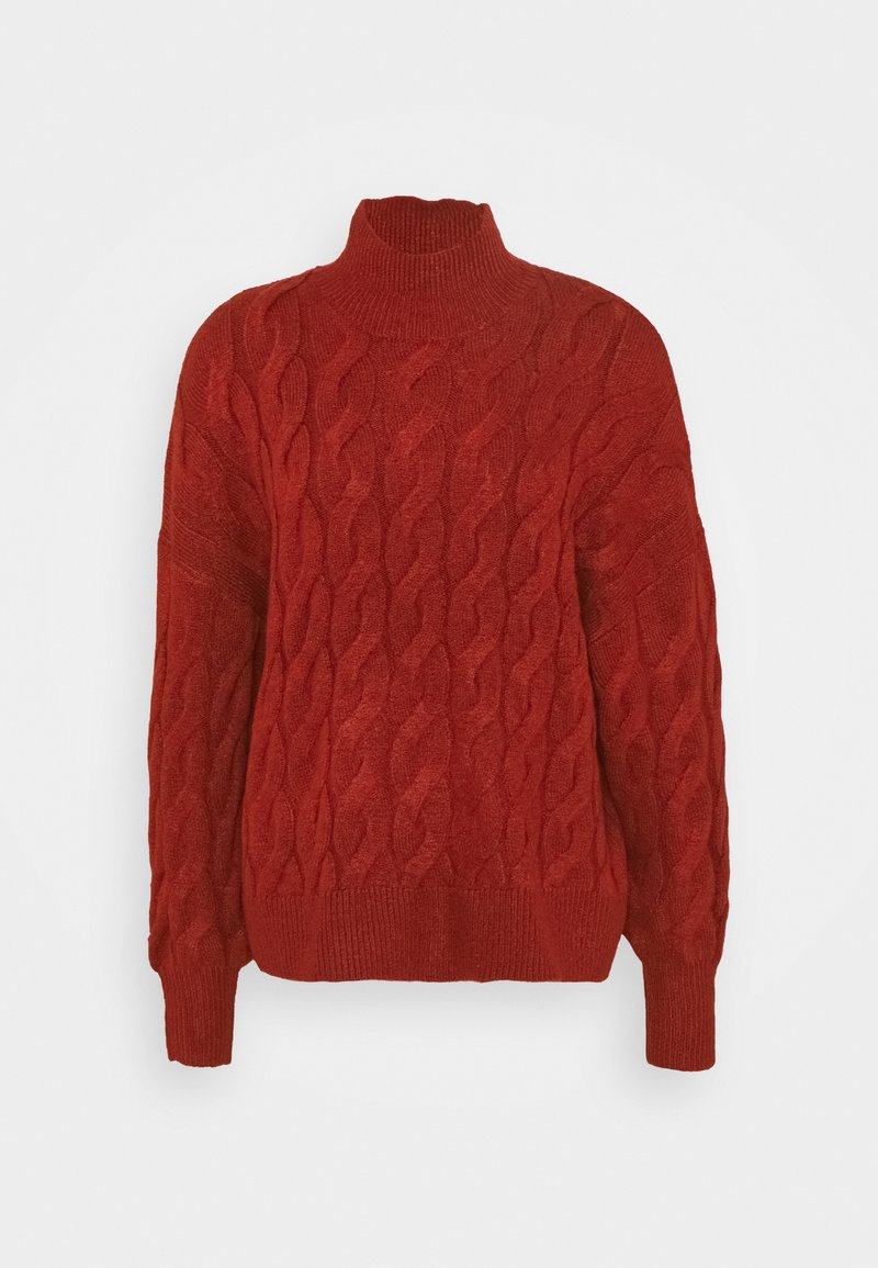 GAP - JAC CABLE SLOUCHY - Jumper - red