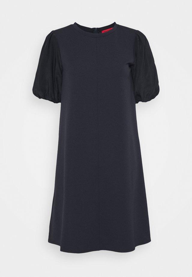 CRETA - Korte jurk - navy blue