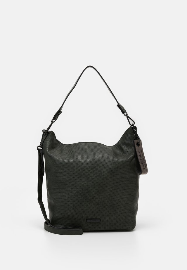FANY - Handbag - oliv