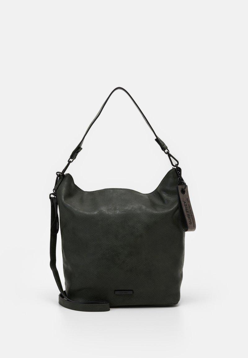 SURI FREY - FANY - Handbag - oliv