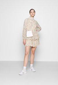 Gina Tricot - AMBER PLEATED DRESS - Day dress - peach - 1