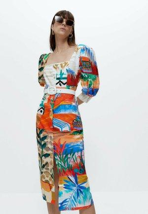 MIT TROPENPRINT - Day dress - multi-coloured