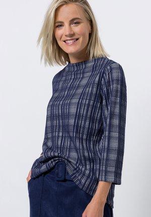 Sweatshirt - velvet blue