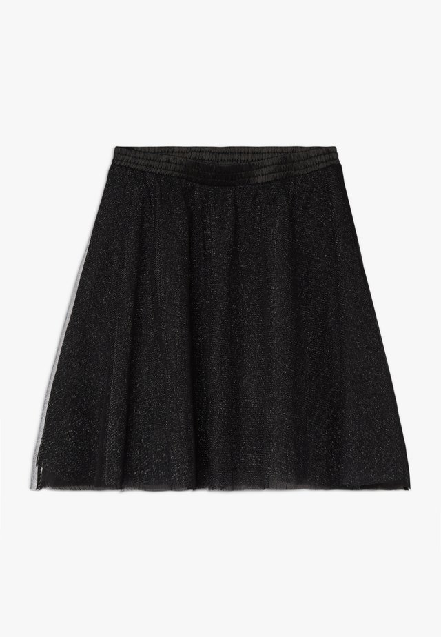 GIRLS SKIRT - Minisukně - black