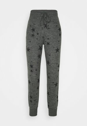 SNIT JOGGER - Pyjamabroek - charcoal