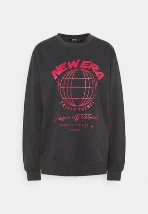 NEW ERA  - Sweatshirt - charcoal