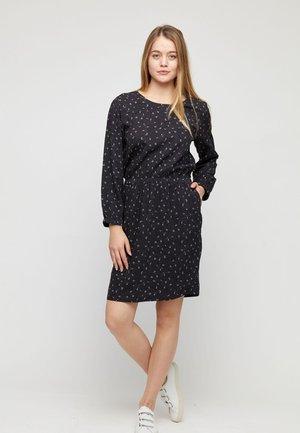 CORINNA - Day dress - black printed