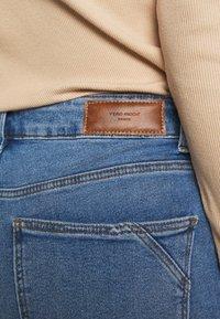 Vero Moda - VMHANNA  - Skinny džíny - light blue denim - 5