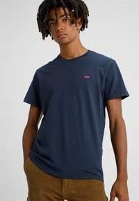Levi's® - ORIGINAL TEE - T-shirts basic - dress blues - 0