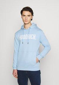 Hoodrich - CORE - Hoodie - blue - 0