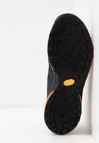 Scarpa - MESCALITO - Trekingové boty - blue/orange - 4