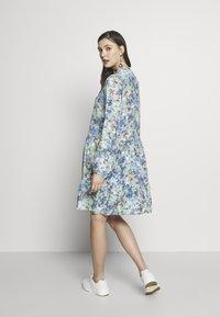 mbyM - MARRANIE - Vapaa-ajan mekko - taylor mint print - 2
