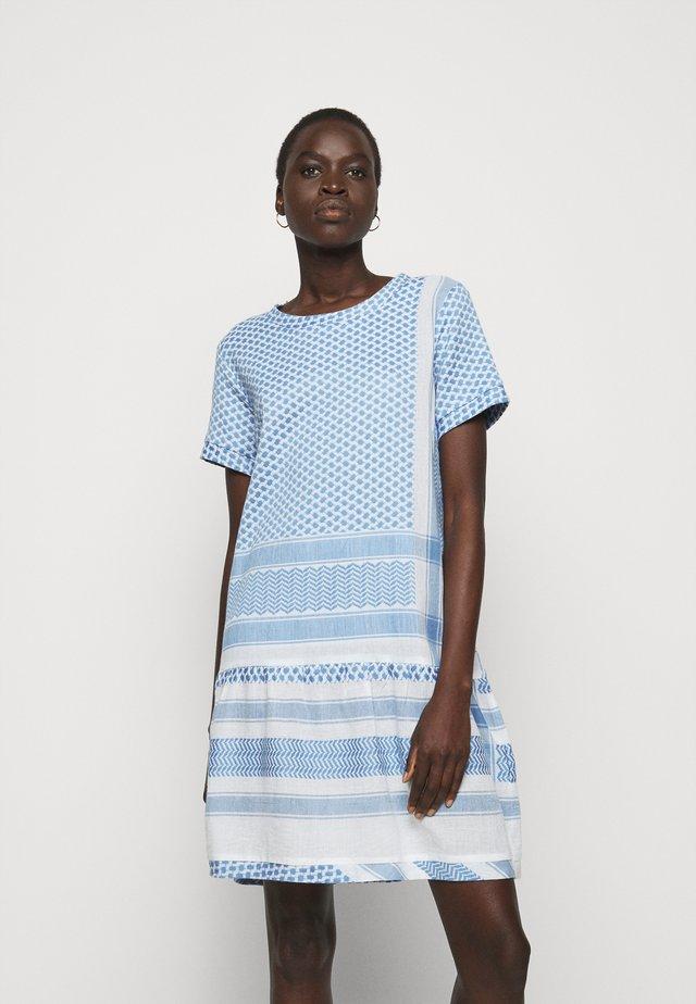 DRESS - Robe d'été - light blue
