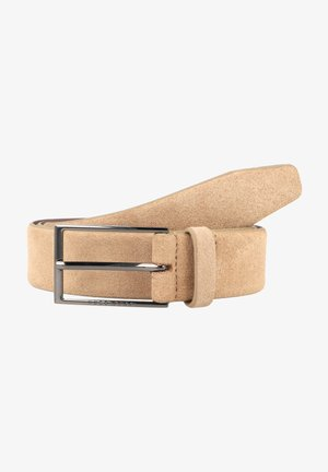 CALINDO - Belt - medium brown
