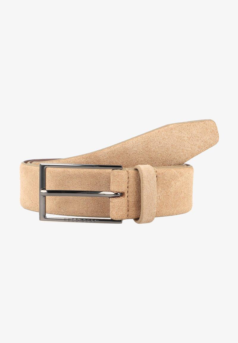BOSS - CALINDO - Cintura - medium brown