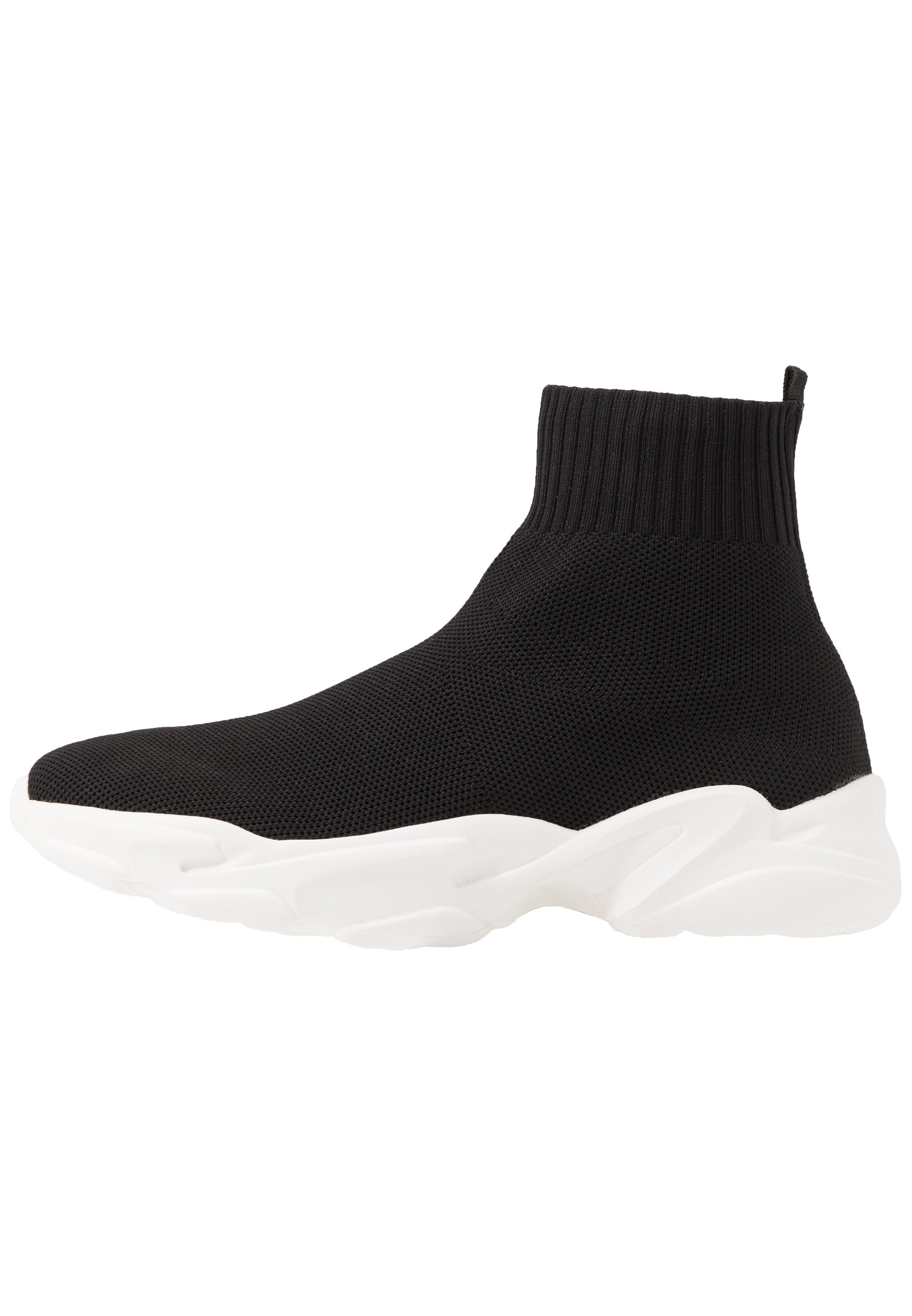 Bianco Biacase - High-top Trainers Black