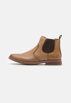 BREGMAN MORAGO - Classic ankle boots - tan