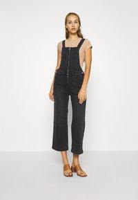 Pepe Jeans - CLAIRE - Lacláče - blue denim - 0