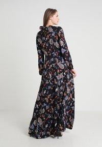 IVY & OAK - PRINTED LONG EVENING DRESS - Occasion wear - black - 2