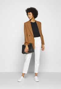 Opus - LUCY  - Relaxed fit jeans - offwhite denim - 1