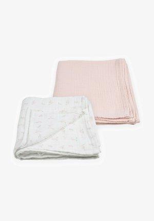 2 PACK  - Hydrofiele doek - link pink